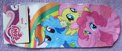 My Little Pony Socks One Size 6 - 8  And Three Size 9 - 11