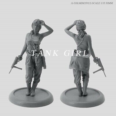 height about 50mm 1:24 Resin Figure Model Kit NYTHGOR Unassambled Unpainted