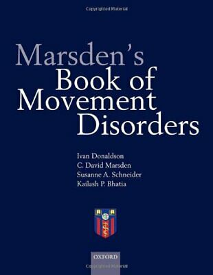 Marsden's Book of Movement Disorders (PDF) Fast Delivery