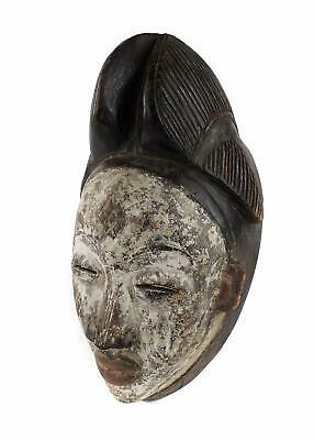 Punu Maiden Spirit Mask Mukudji Gabon African Art SALE WAS $95.00