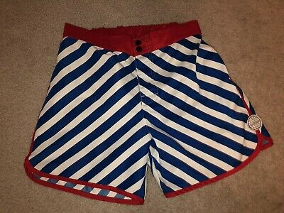 "3490486886 CHUBBIES SWIM TRUNKS Shorts Mens Sz L 5.5"" Inseam - $26.00 