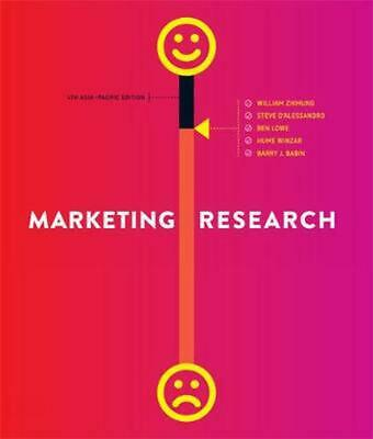 Marketing Research: Asia-Pacific Edition With Student Resource Access 6 Months 4