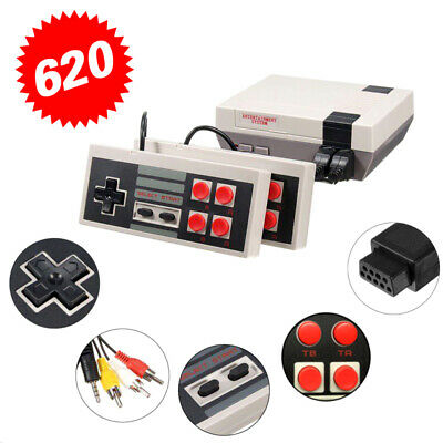 620 Nintendo Games Mini Vintage Retro TV Game Console Classic Video Game Kids US