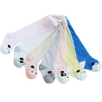 Baby Cotton Mosquito-proof breathble Stocks Baby Knee High Toddlers Sock SW