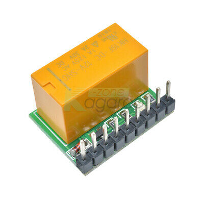 DC MOTOR REVERSE Polarity Switch Dpdt Relay Module 2A 12V ... on