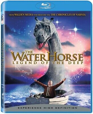 The Water Horse: Legend of the Deep (Blu-ray Disc, 2008) - NEW!!