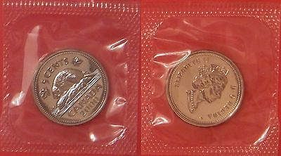Proof Like 2000W Canada 5 Cents Sealed in Cello
