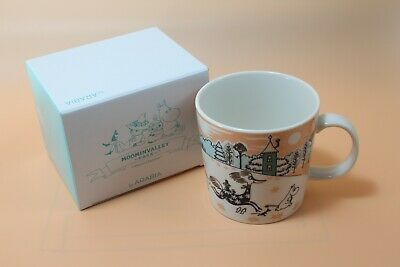 Moomin Mug Cup Arabia Moomin Valley Park Japan Limited 2019 F/S
