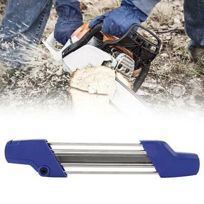 2 in 1 Easy File Chainsaw Chain Sharpener 3/ 8p4.0 mm for STIHL 56057504303 New