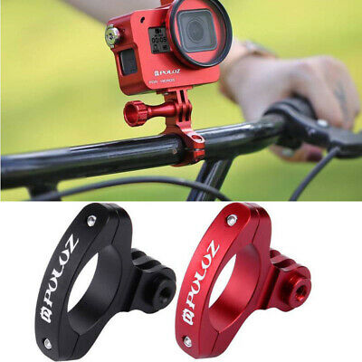 Clamp Metal Bike Handle Mount Bracket Holder Stand For GoPro HERO Camera Parts