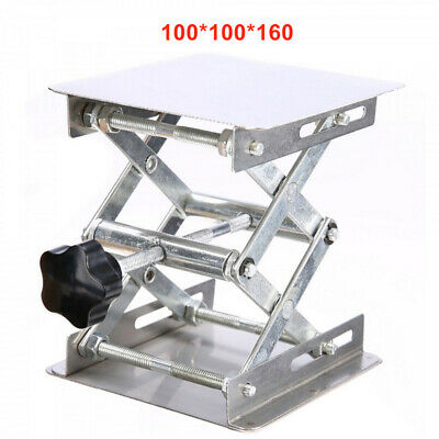 Mini Lab-Lift Lifting Platforms Lab Stand Rack for Router Bench Table Woodwork