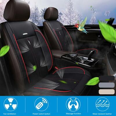 Cooling Car  with Massage Ice Silk Air conditioning Refrigeration Seat Cushion