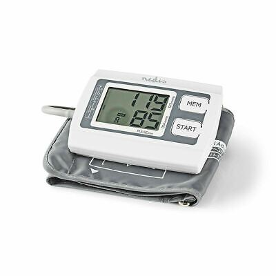 Digital Automatic ARM Blood Pressure Monitor tester Carry Case included UK