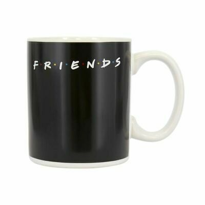 Official Friends Joey How You Doin Heat Changing Coffee Mug Tea Cup In Gift Box