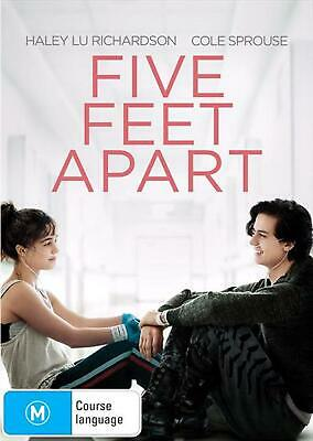 Five Feet Apart - DVD Region 4 Free Shipping!