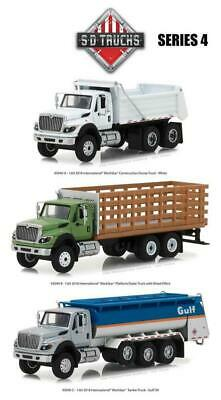 Greenlight Collectibles 45040-CASE 1:64 SD Trucks Series 4