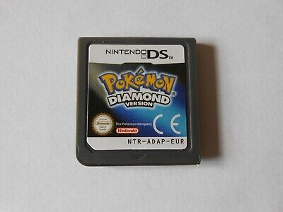 Pokemon Diamond  Ds Ds/Dsi/Dsl/Dsi Xl/3Ds  Uk   Version  2007)