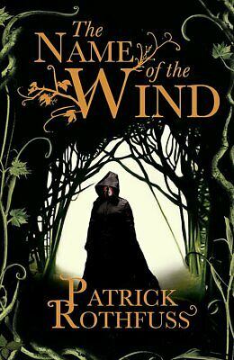 The Name of the Wind by Patrick Rothfuss Paperback NEW Book