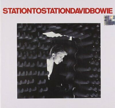 David Bowie - Station To Station - David Bowie CD 3EVG The Cheap Fast Free Post