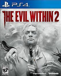 Evil Within 2 (Sony PlayStation 4, 2017) PS4 NEW