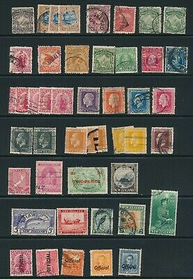 NEW ZEALAND, classic collection, cat £45
