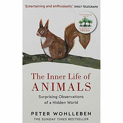 Peter Wohlleben The Inner Life of Animals Book The Fast Free Shipping