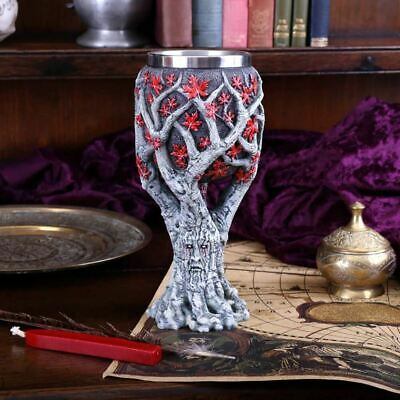 Game of Thrones Weirwood Tree Collectable Goblet - Boxed Nemesis Now