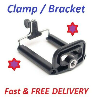 Tripod / Monopod Holder Mount for Smart phone iPhone 4S 5S 6 Samsung Note Selfie