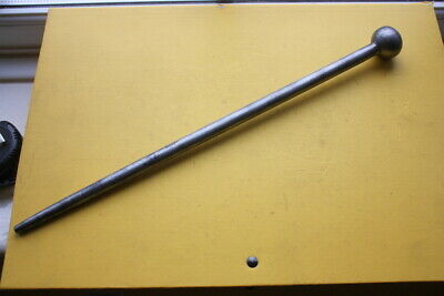 Vintage Poker Hearth Fireplace Tool