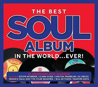 THE BEST SOUL ALBUM IN THE WORLD...EVER! 3 CD SET (Released May 31st 2019)