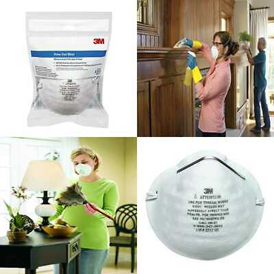 3m 8661pc1-a home dust mask 5-pack