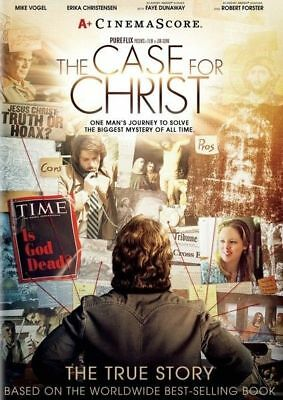 The Case for Christ (DVD),Very Good DVD, ,