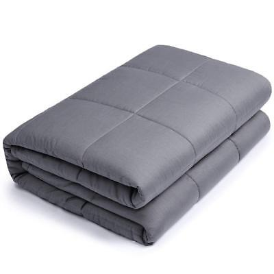 Weighted Blanket Sleep Therapy KIDS & ADULT Size AUTISM ADHD Improve Your Sleep!