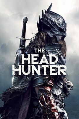 The Head Hunter Dvd 2019 Brand New Sealed - Ships Now