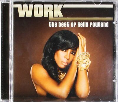 Kelly Rowland - Work: The Best Of - Kelly Rowland CD 40VG The Cheap Fast Free