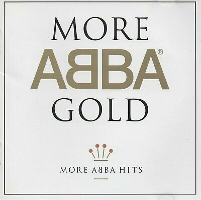 ABBA - More Abba gold - CD album