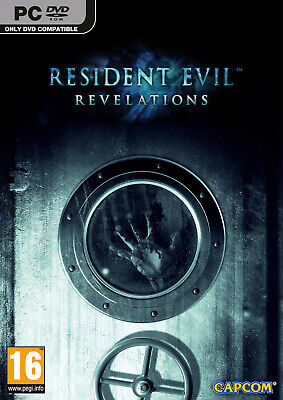 Resident Evil Revelations / Biohazard Revelations PC *STEAM CD-KEY*
