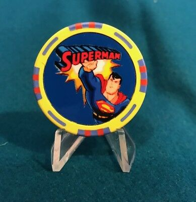 Superman - Casino Chip - Las Vegas Souvenir