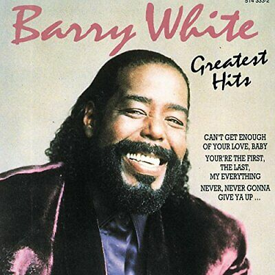 White, Barry - Greatest Hits - White, Barry CD GBVG The Cheap Fast Free Post The