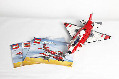 Lego Jet Fighter Airplane Monthly Mini Build 40321 Polybag new and sealed