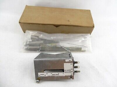 thread tape on it? POWERS POSITIONING RELAY 147-2000 2P3 NEW