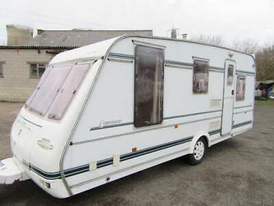 Caravan Salvage 1996 Compass Connoisseur 490/5
