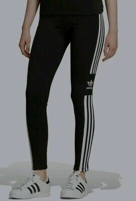 32015a46fd4 WOMENS ADIDAS FLOWER Tight Navy/Red Leggings RRP £49.99 - $7.64 ...