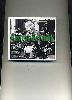 George Formby - The Very Best Of - 2 Cds - New!!