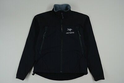 a1247852306 Women's Arc'teryx Gamma AR SoftShell Polartec Jacket Fleece Lining Black ...
