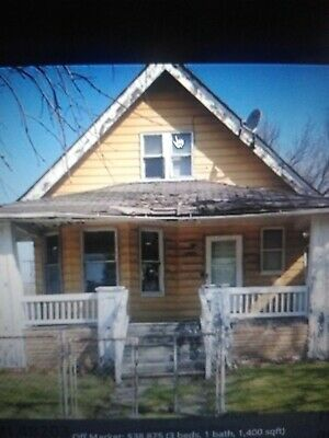 Single Three Bedroom House ( Highland Park MI) Detroit