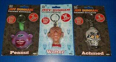 JEFF DUNHAM - Achmed And Peanut Travel Mugs Ceramic - $19 99