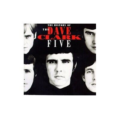 Clark, Dave Five - The History of the Dave Clark Five - Clark, Dave Five CD CVVG