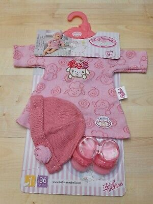 My Little Baby Annabell Little Knit Dress Doll Outfit Clothing
