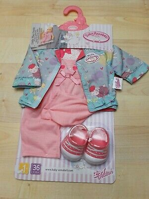 My First Baby Annabell Dolls Outfit Clothing